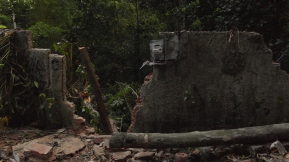Impacto das chuvas no Camorim